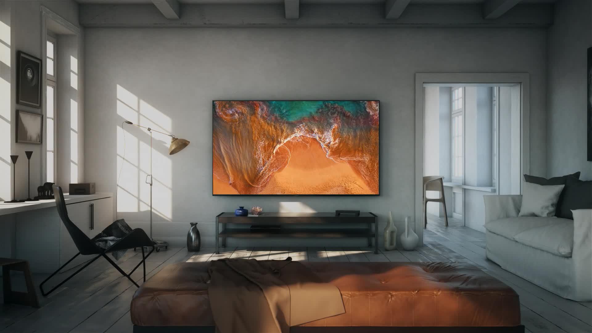 Samsung Q90T/Q95T QLED: best QLED TV