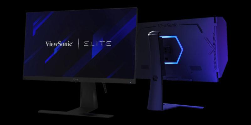 ViewSonic Elite XG270QG best 1440p G-Sync gaming monitor