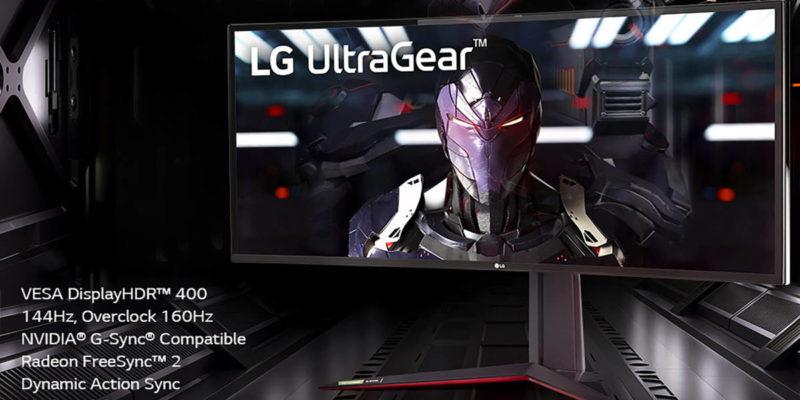 LG 34GN850 UltraGear best ultrawide gaming monitor