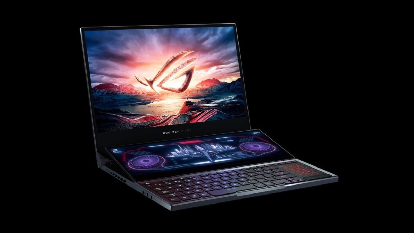 Asus ROG Zephyrus Duo 15 (GX550): best dual-screen gaming laptop