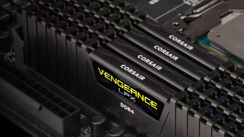 Corsair Vengeance LPX: best low profile RAM