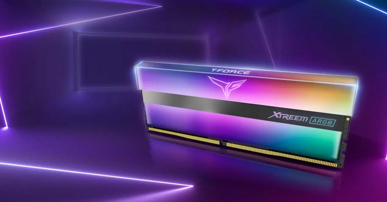 TeamGroup T-Force Xtreem ARGB: best RGB RAM