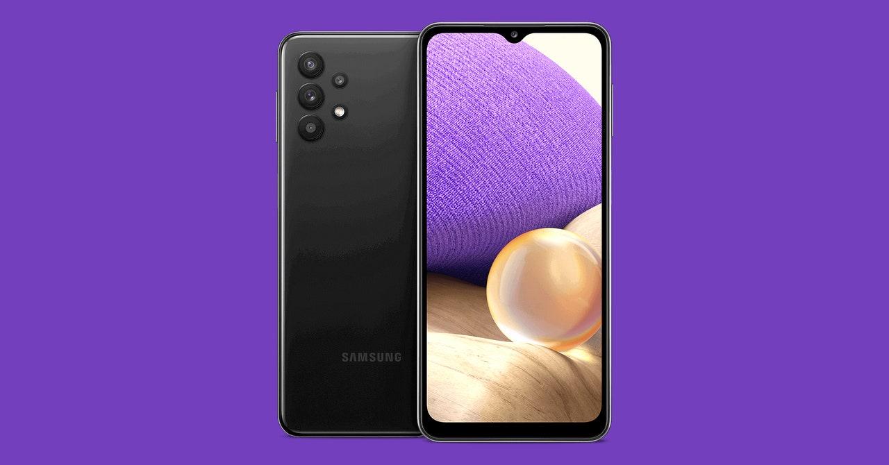 Samsung Galaxy A32 5G best cheap 5G phone