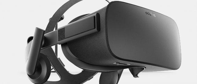 Il Miglior Dispositivo VR oggi Oculus Rift