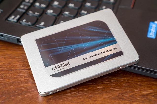 Il migliore Crucial MX500