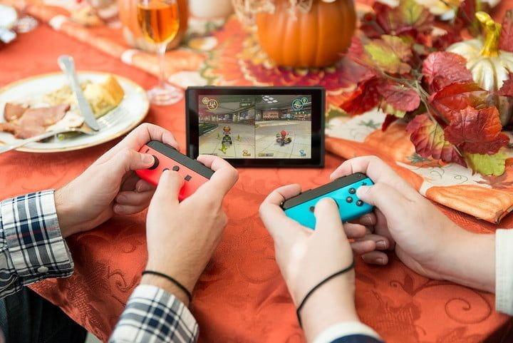 La migliore console di gioco portatile Nintendo Switch