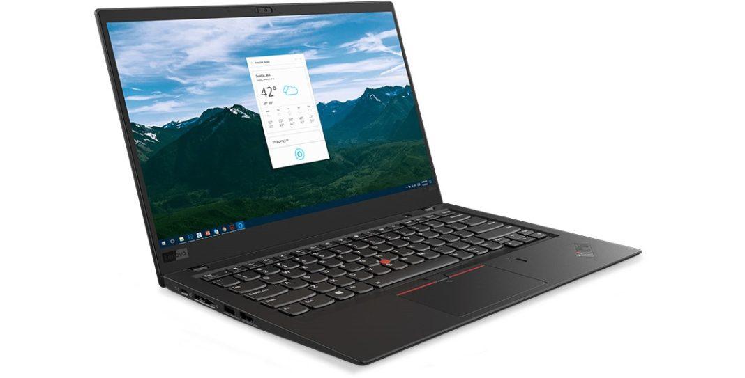 Miglior laptop aziendale Lenovo ThinkPad X1 Carbon