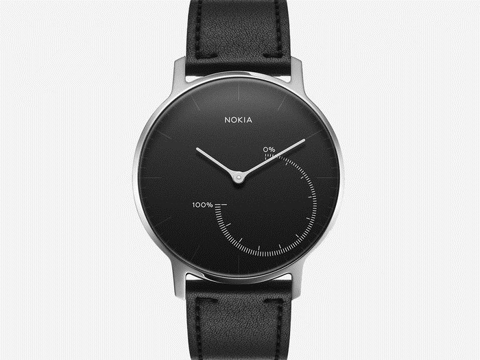 Nokia Steel Smartwatch