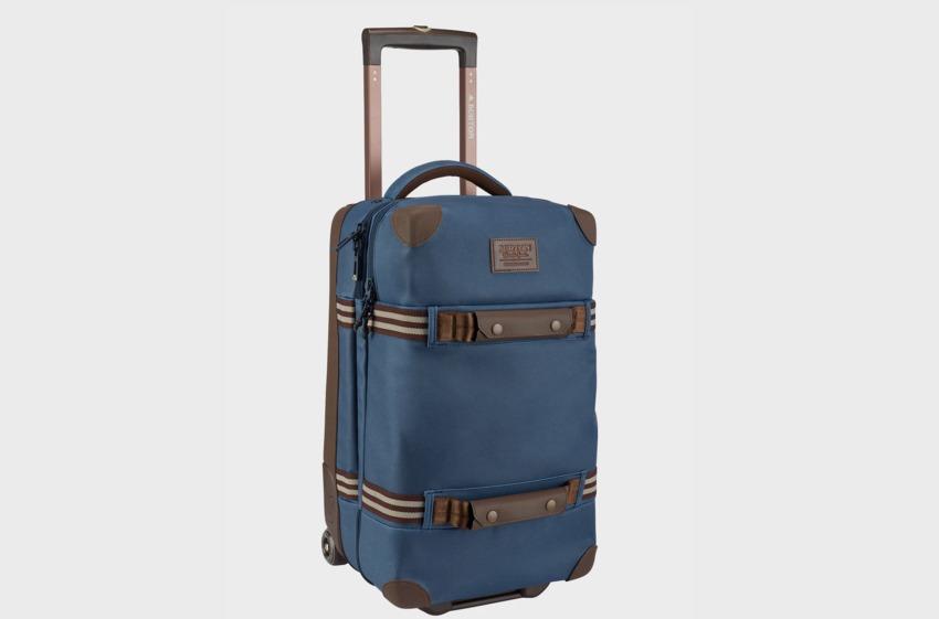 Altre valigie amate dai frequent flyers Burton Wheelie Flight Deck Travel Bag