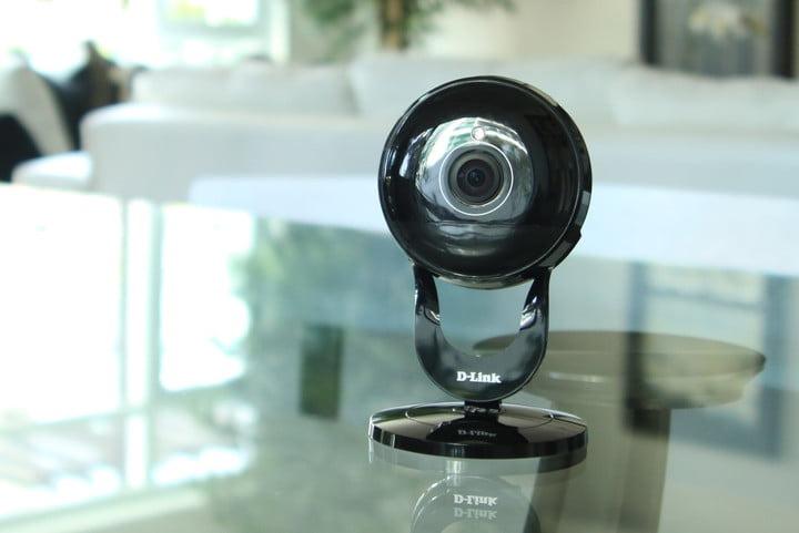 D-Link HD WiFi Security Camera