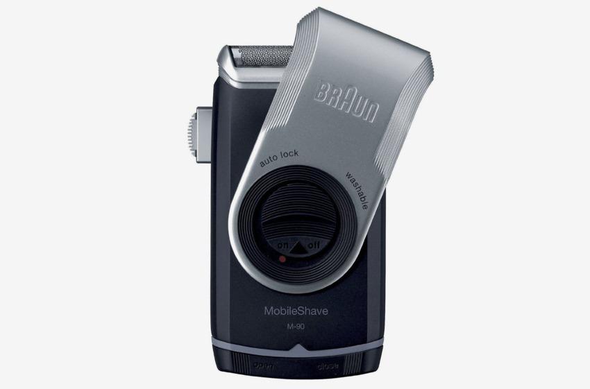 Il miglior rasoio elettrico da viaggio a batteria Braun M90