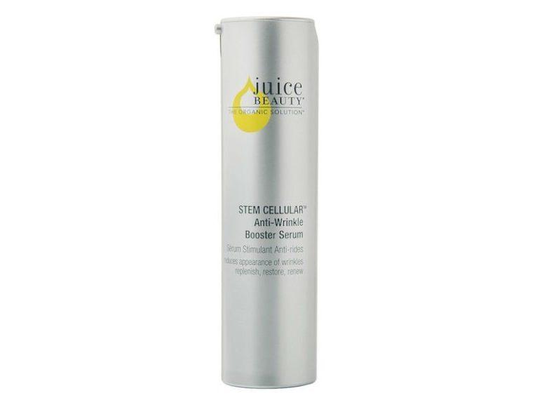 Il miglior siero anti-invecchiamento tutto naturale Juice Beauty Stem Cellular Anti-Wrinkle Booster Serum