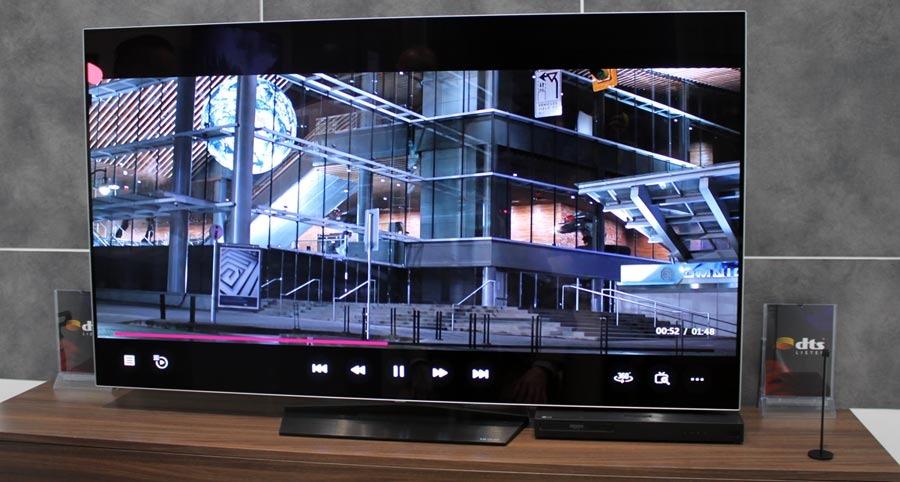 LG B7 un TV OLED versatile con un'incredibile qualità delle immagini