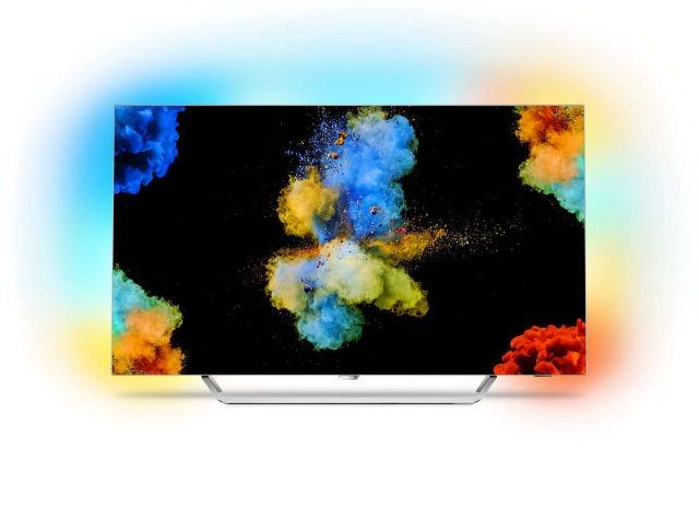 Migliore TV con HDR Philips 55POS9002 05 (£ 1,499)