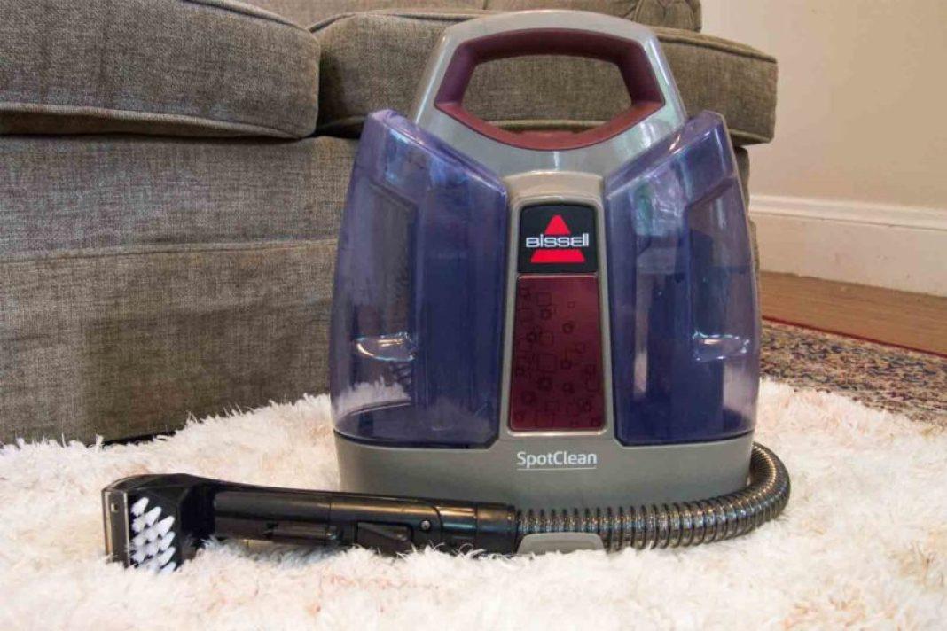 Migliore per le attività di pulizia più piccole e occasionali Bissell SpotClean