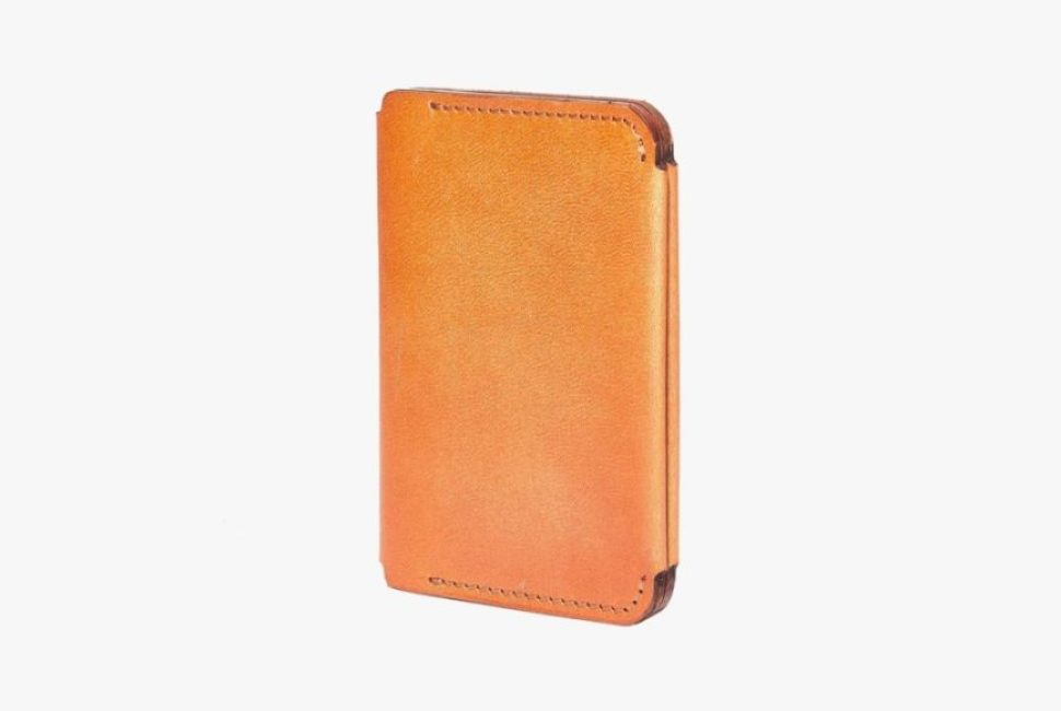 Grovemade Leather Compact Bi-fold Wallet