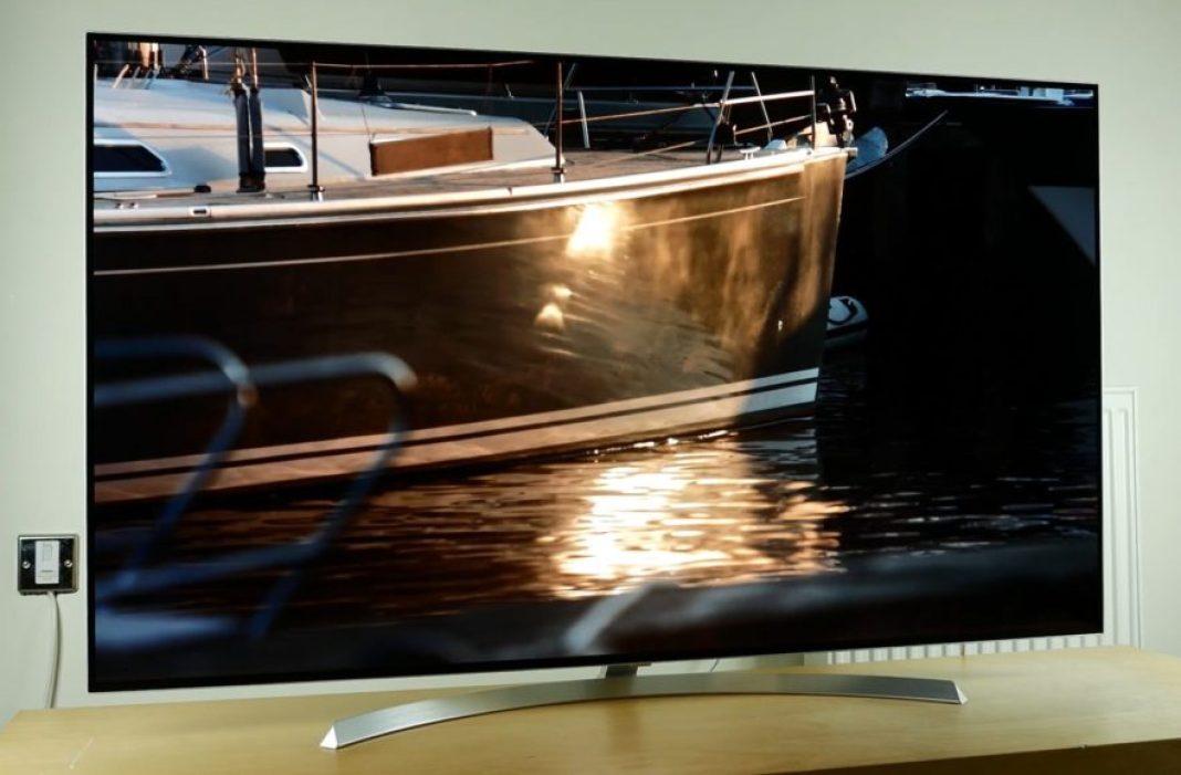 LG B7V un eccezionale TV OLED con grandi funzioni intelligenti