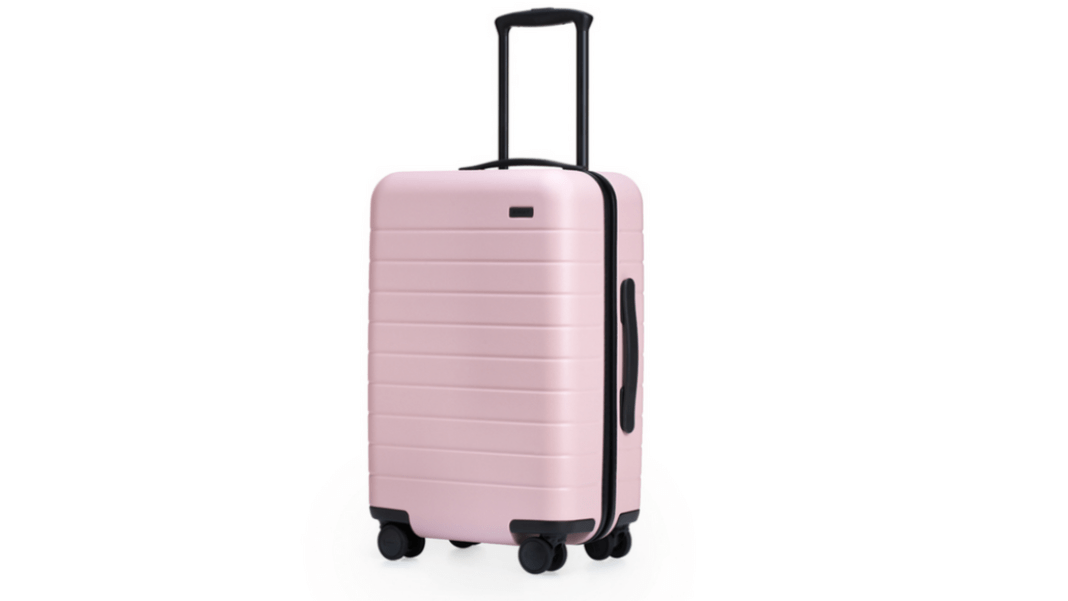 La migliore piccola borsa da viaggio rigida The AWAY Carry-On