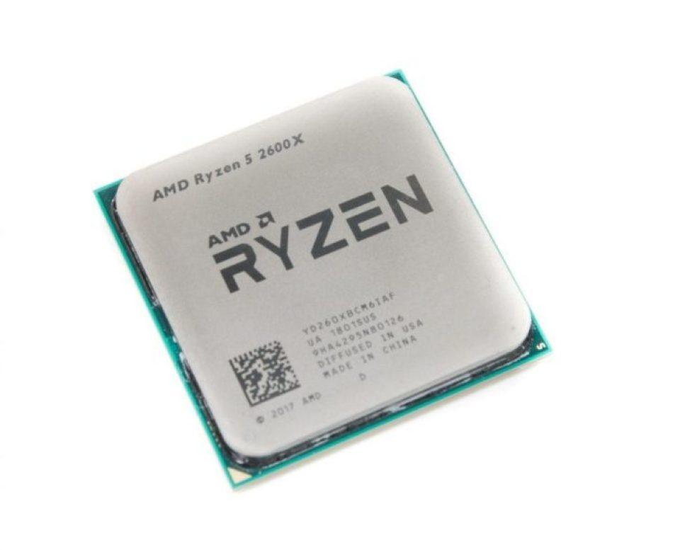 Processore AMD Ryzen 5 2600X