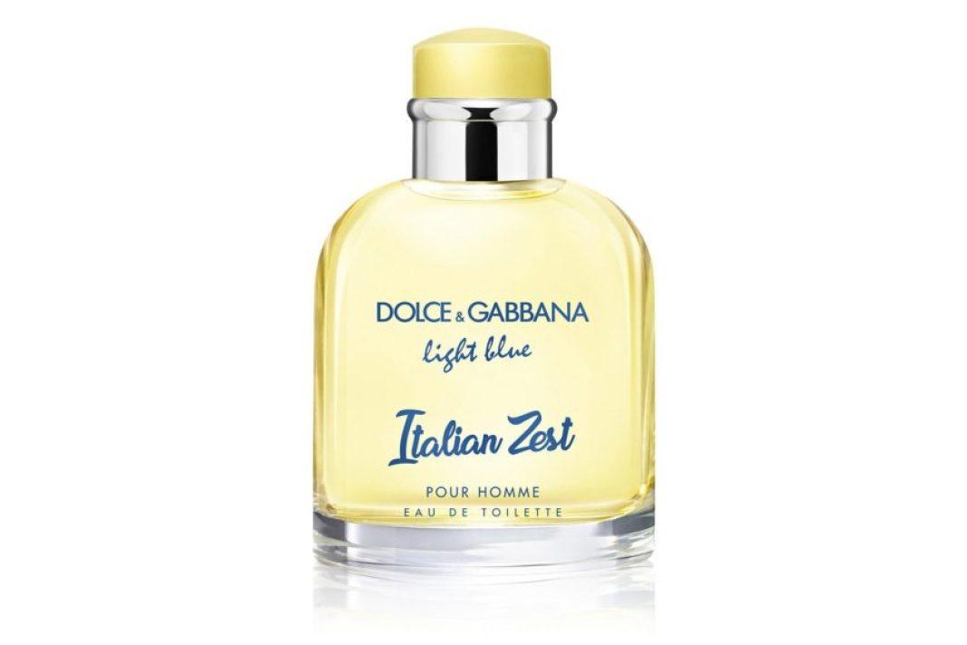 Dolce & Gabbana Light Blue Italian Zest