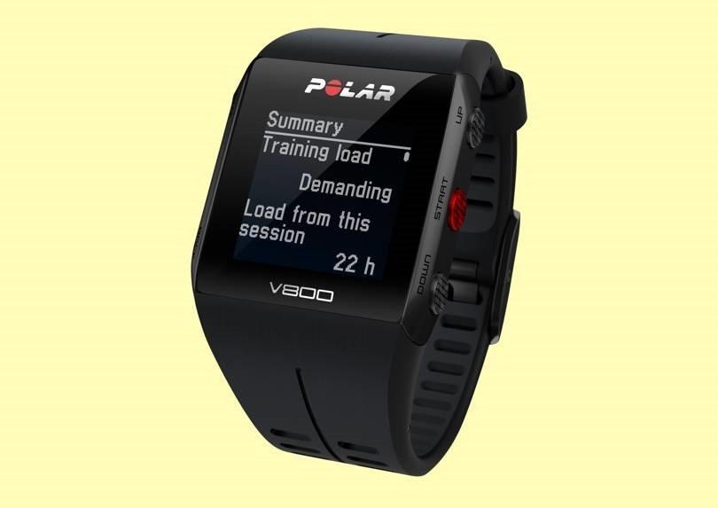 Il miglior orologio da polso per i nerd Polar V800