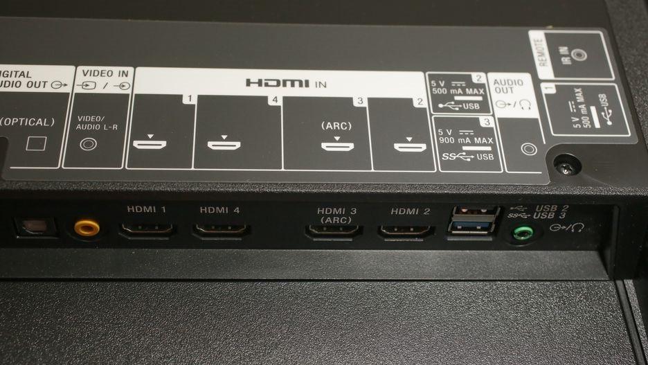 •4x ingressi HDMI con HDMI 2.0b, HDCP 2.2