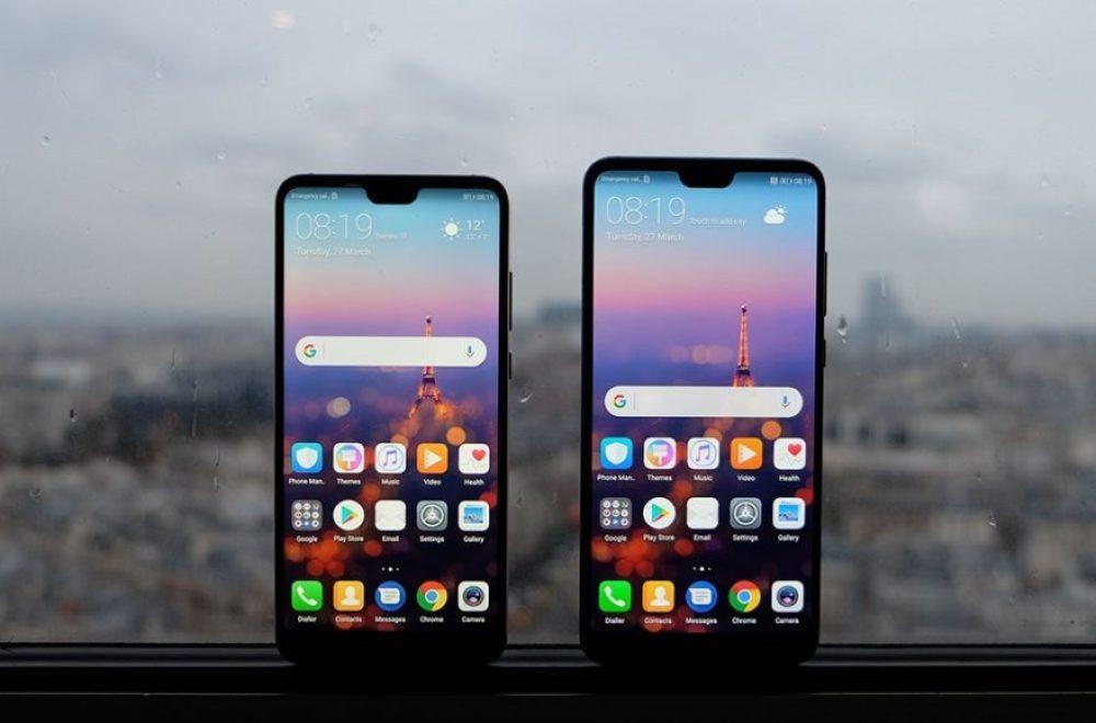 Huawei P20 contro P20 Pro