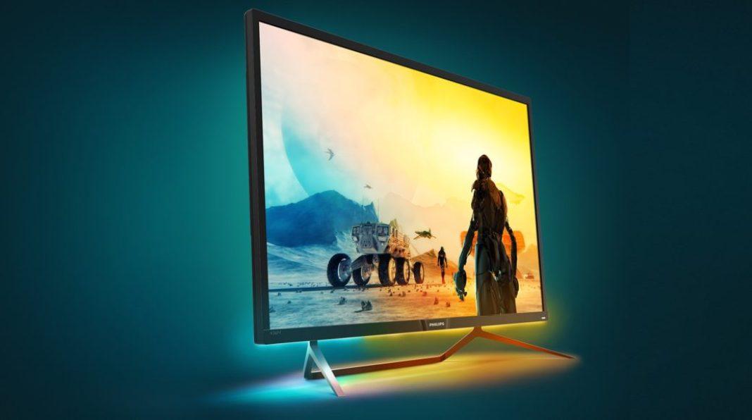 Miglior monitor da gioco 4K HDR sotto €1000 Philips 436M6VBPAB