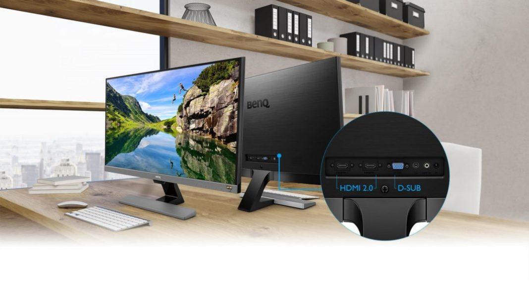 Miglior monitor da gioco da 27 pollici e 1080p BenQ EW277HDR