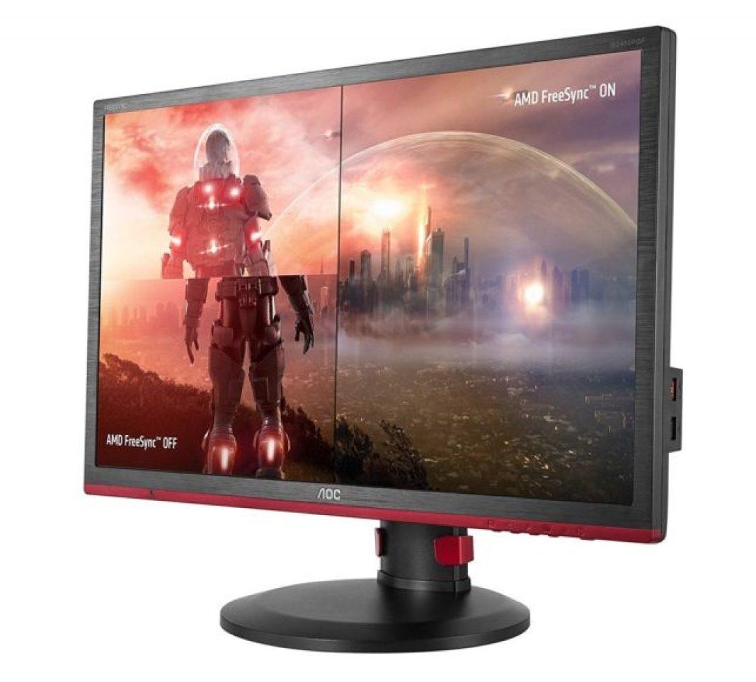 Miglior monitor di gioco da 24 con FreeSync AOC G2460PF