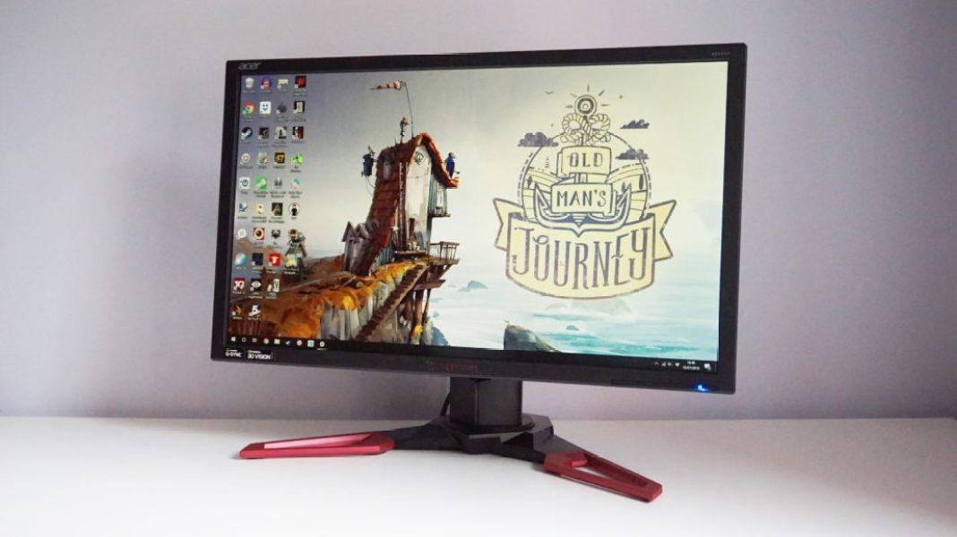 Miglior monitor di gioco da 24in con G-Sync Acer Predator XB241H