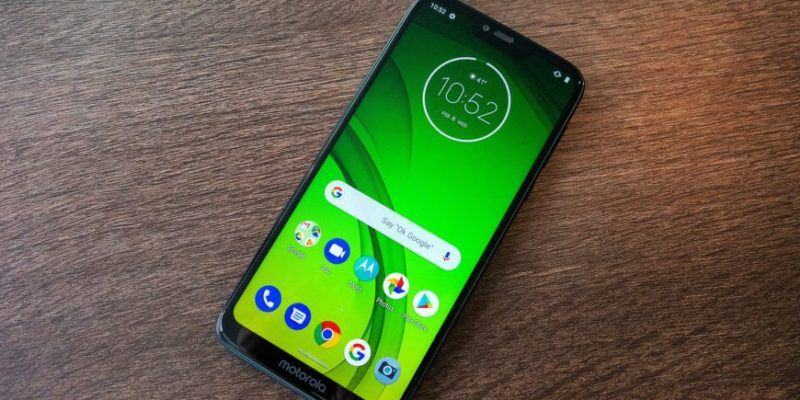 Motorola Moto G7 Power: valida alternativa
