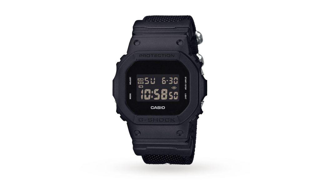 Casio DW-5600BBN-1ER il miglior orologio robusto