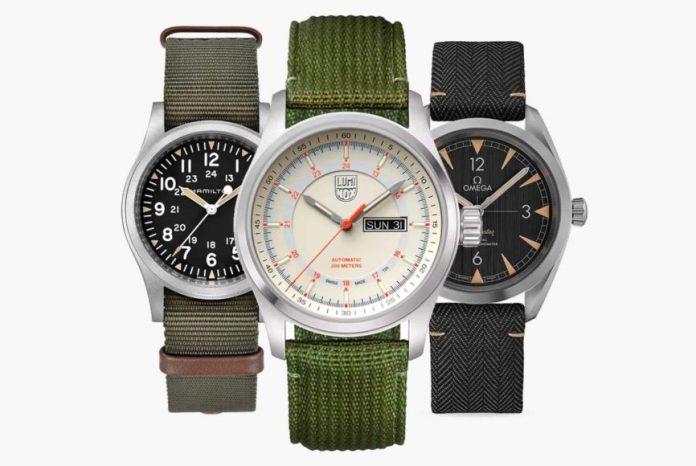 L'orologio da campo