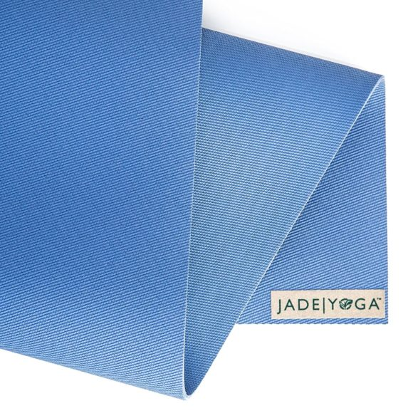 Jade Harmony Professional 3/16-Inch Slate Blue Yoga Mat