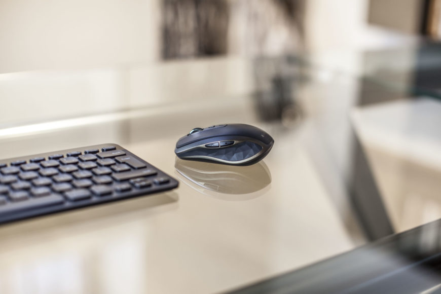 Logitech MX Anywhere 2S: miglior wireless mouse portatile
