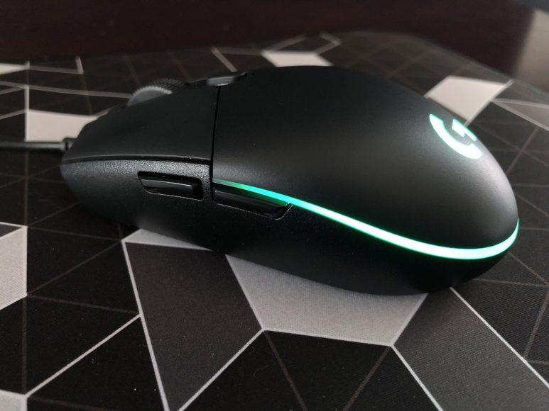 Logitech Prodigy G203 - Design e caratteristiche