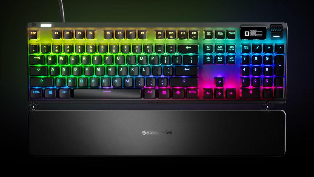 SteelSeries Apex Pro: tastiera gaming versatile