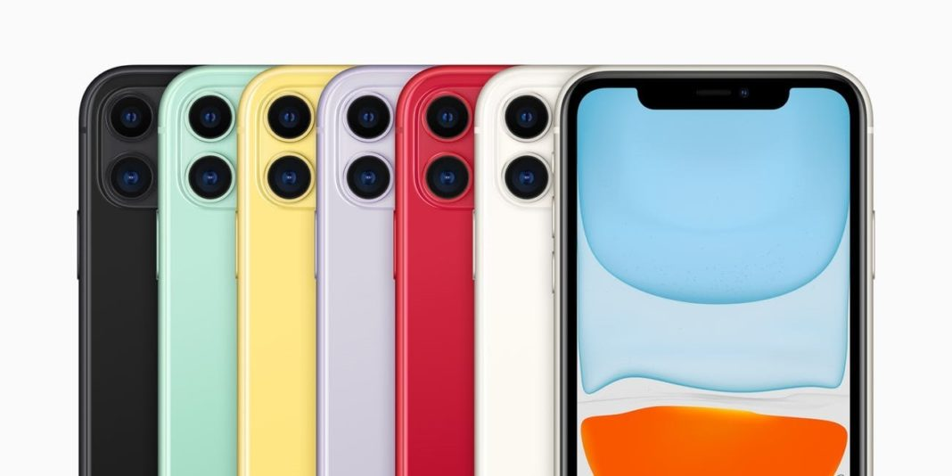 Apple iPhone 11 – Fotocamere