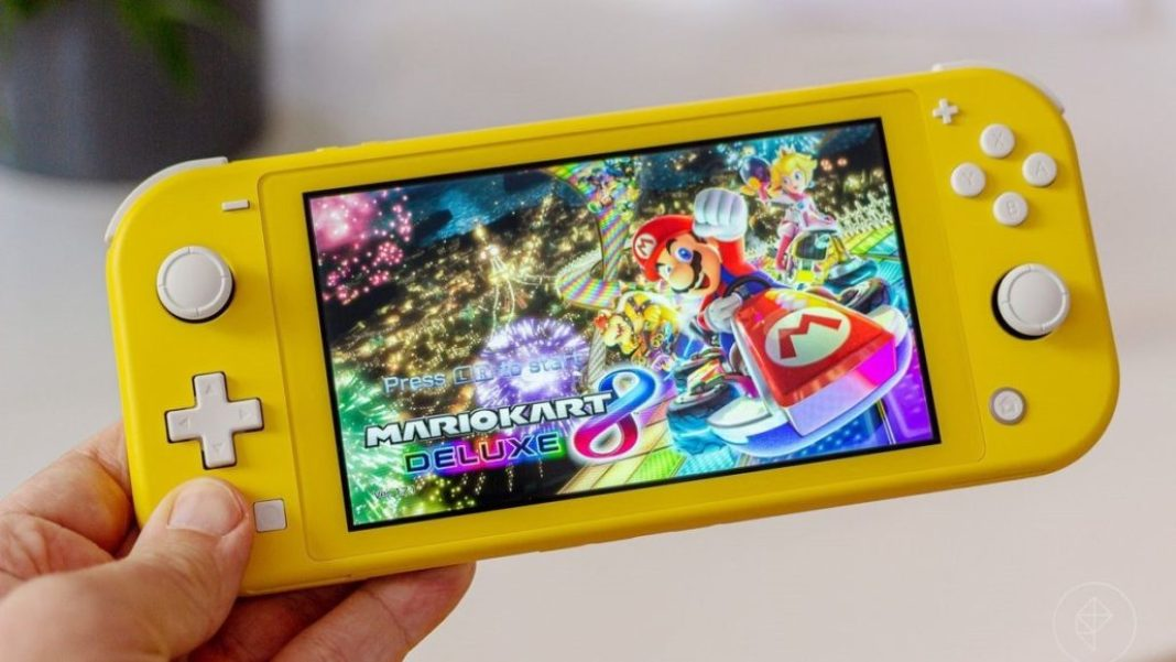 Nintendo Switch Lite – Luminoso