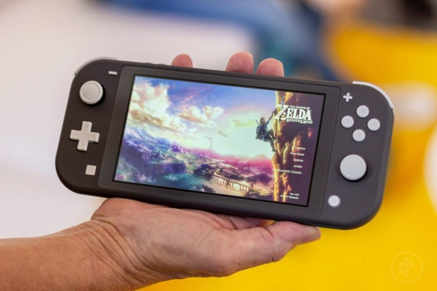 Nintendo Switch Lite - Esperienza di gioco