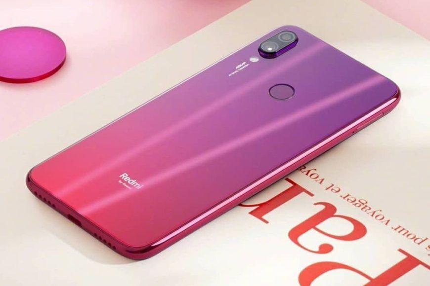 Redmi Note 7 – Fotocamera