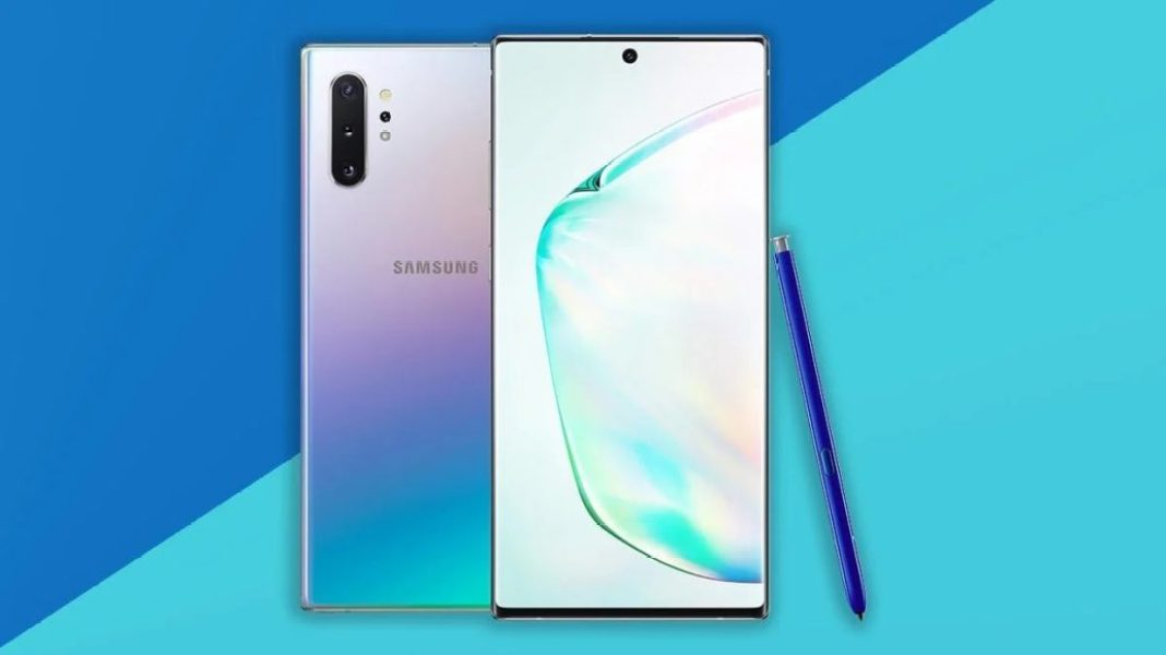 Samsung Galaxy Note 10 - S Pen