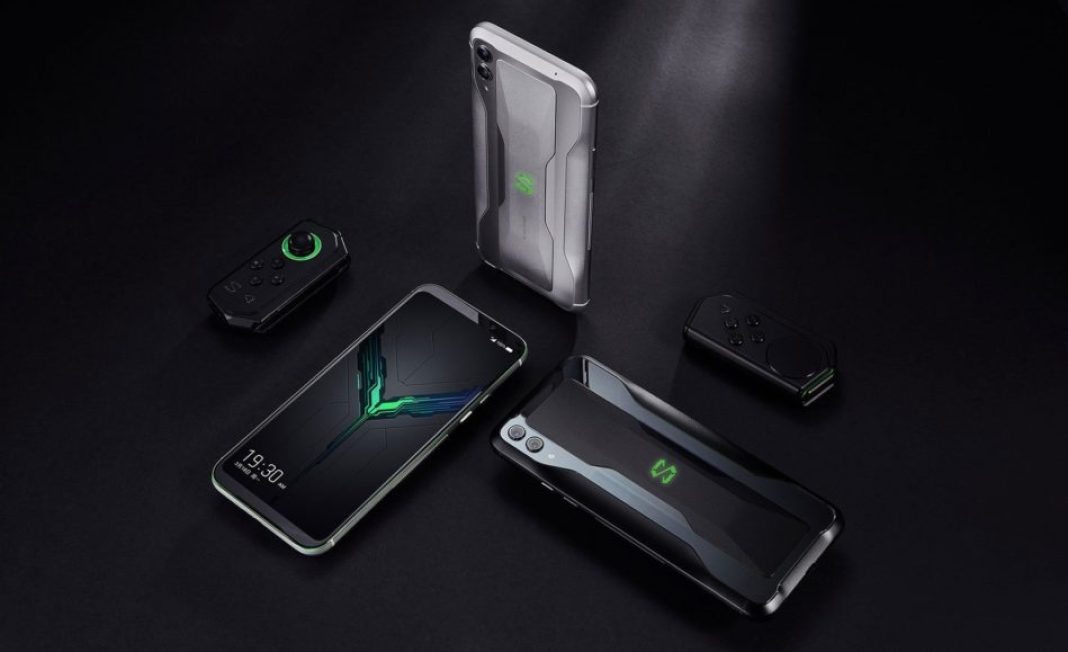 Xiaomi Black Shark 2 – Design