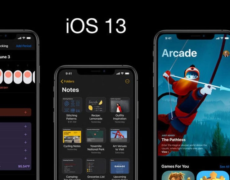 Apple iPhone 11 Pro Max - iOS 13