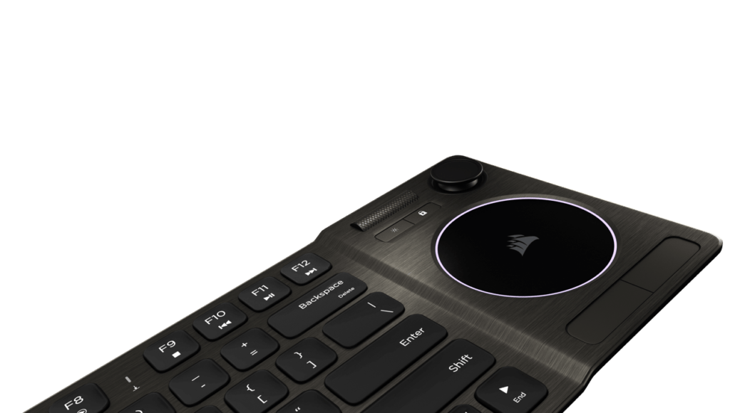 Corsair K83 Wireless – Caratteristiche
