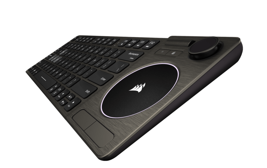 Corsair K83 Wireless – Design