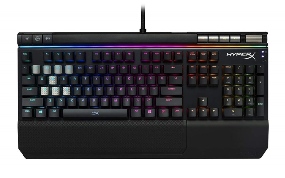 HyperX Alloy Elite RGB – Design