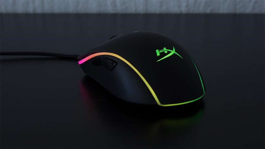 HyperX Pulsefire Surge RGB – Design