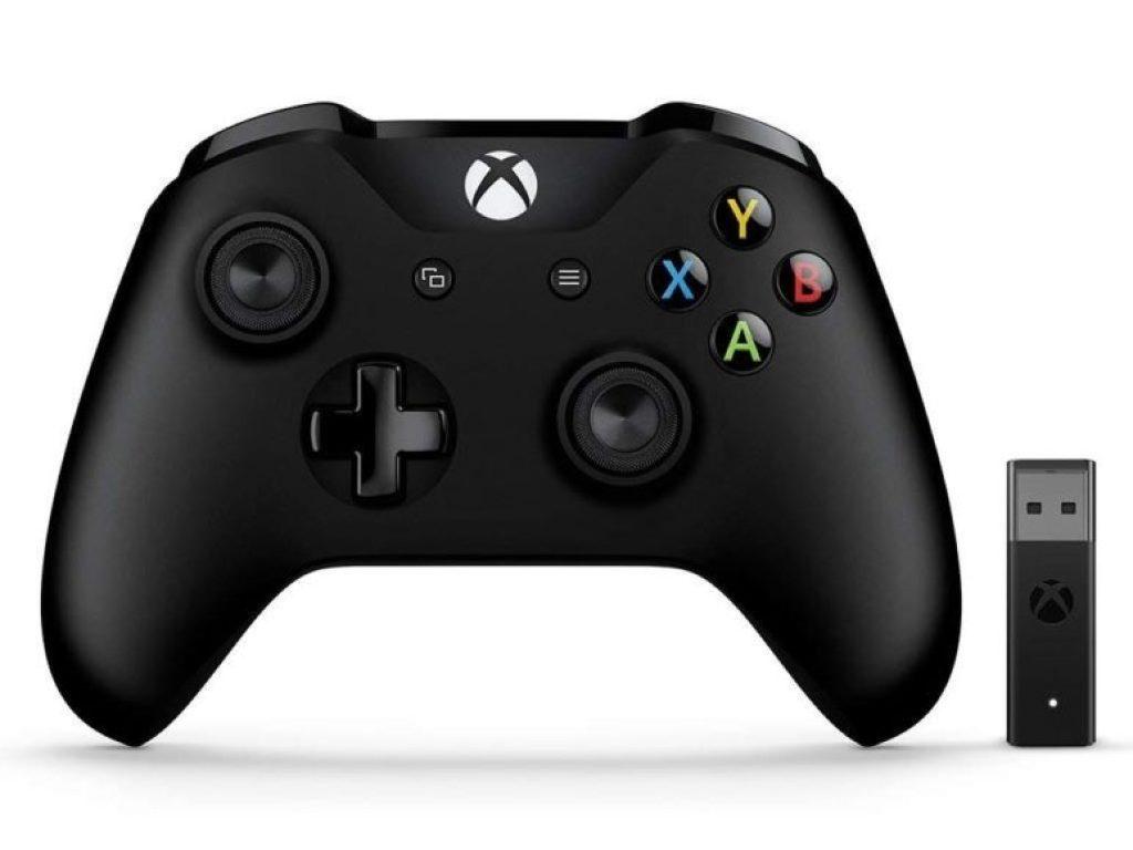 Microsoft Xbox One Controller – Connettività